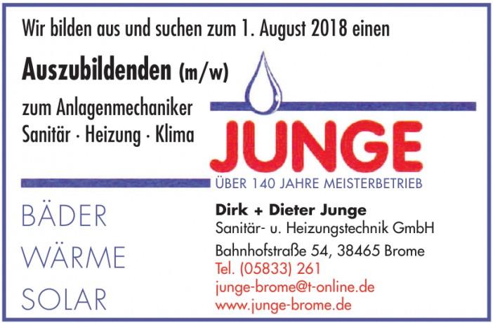 Junge Sanitär u. Heizungstechnik GmbH