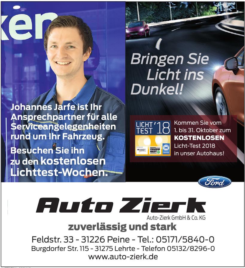 Auto Zierk