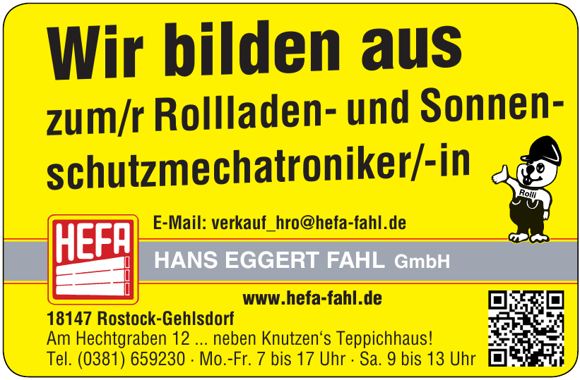 Hans Eggert Fahl GmbH