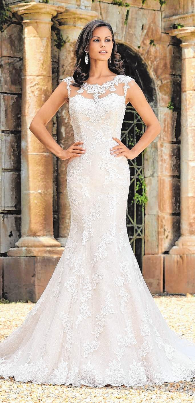 Das perfekte Brautkleid finden