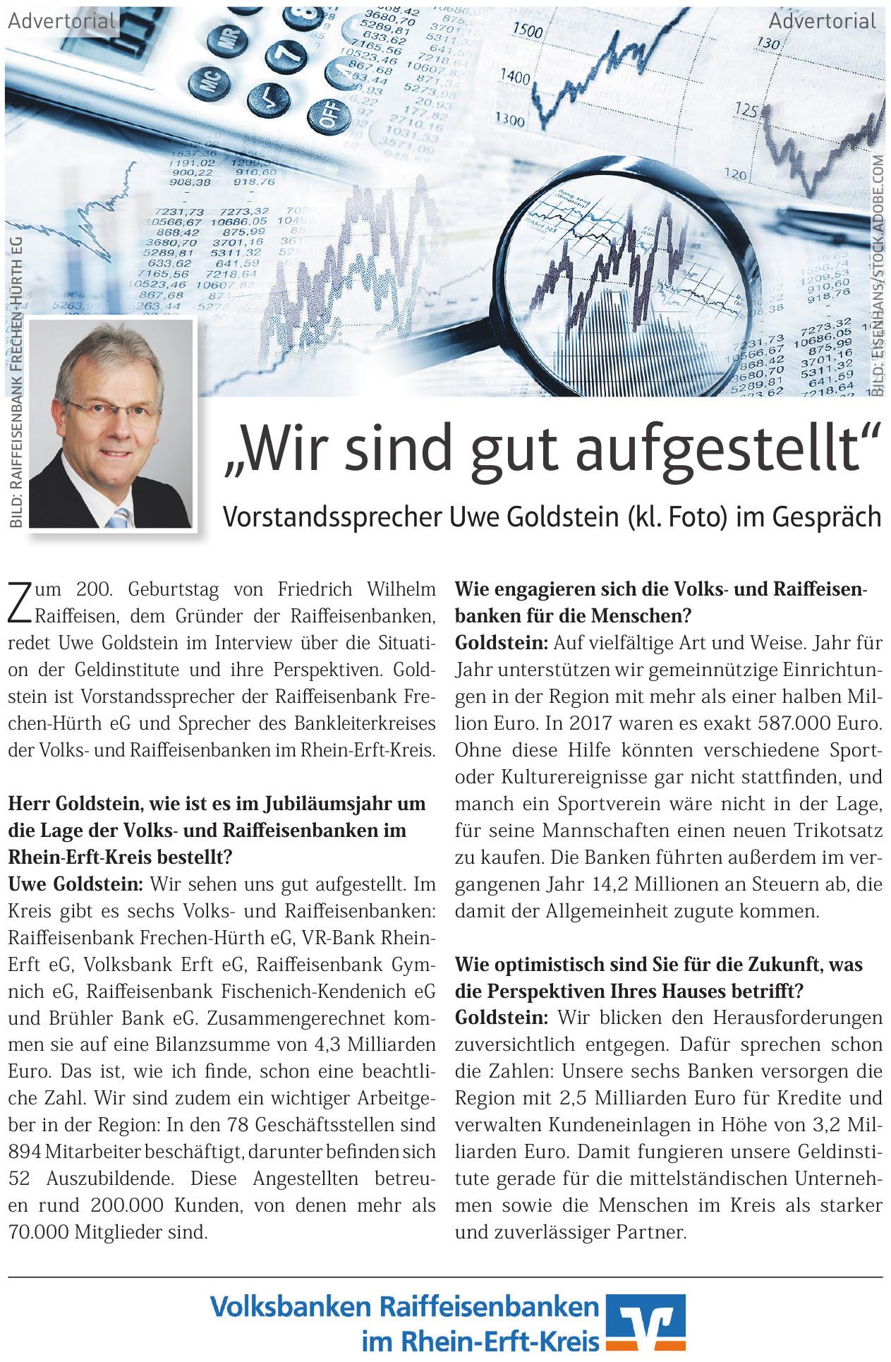 Volksbanken Raiffeisenbanken im Rhein-Erft-Kreis
