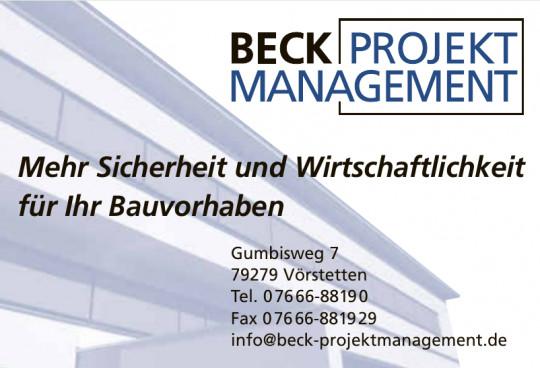 Beck Projekt Management