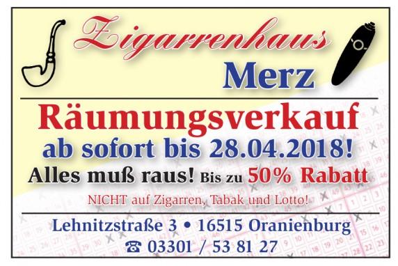 Zigarrenhaus Merz