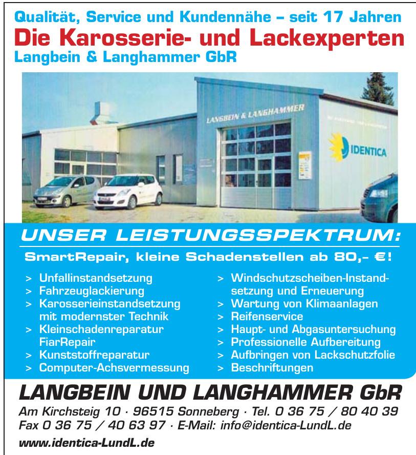Langbein und Langhammer GbR