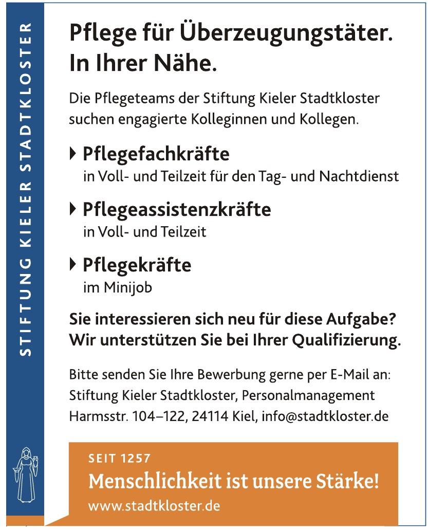 Kieler Stadtkloster - Stiftung des privaten Rechts
