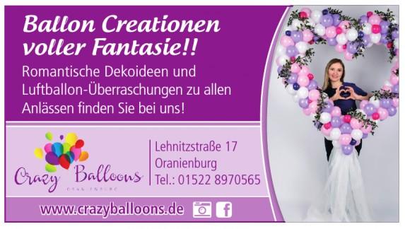 Crazy Balloons