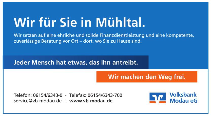 Volksbank Modau eG