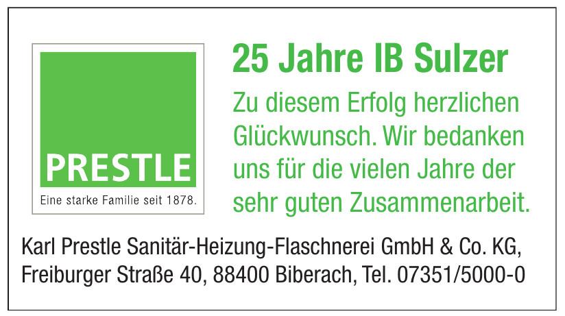 Karl Prestle Sanitär-Heizung-Flaschnerei GmbH & Co. KG