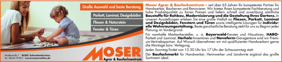 Moser Agrar & Baufachzentrum e. K.