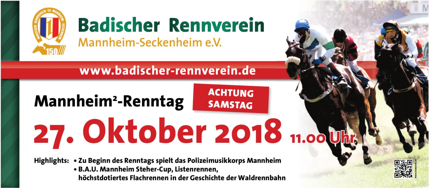 Badischer Rennverein Mannheim-Seckenheim e.V.