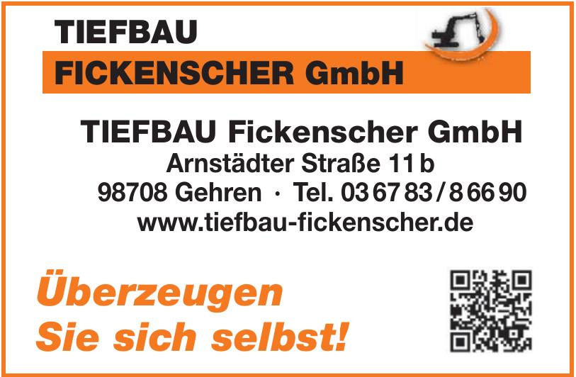 Tiefbau Fickenscher GmbH