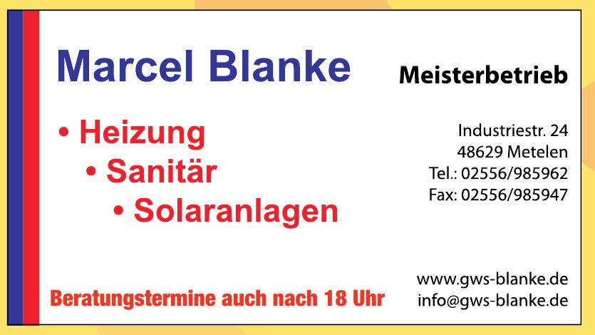 Marcel Blanke