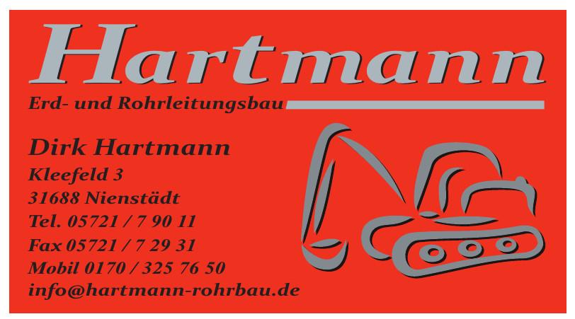 Hartmann Erd- und Rohrleitungsbau