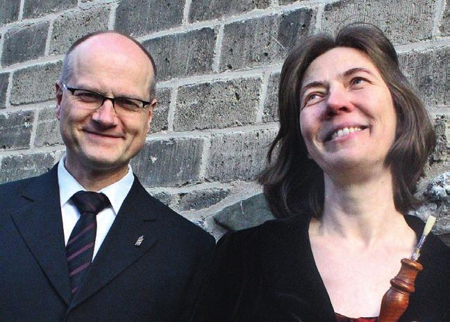 Karla Schröter & Willi Kronenberg