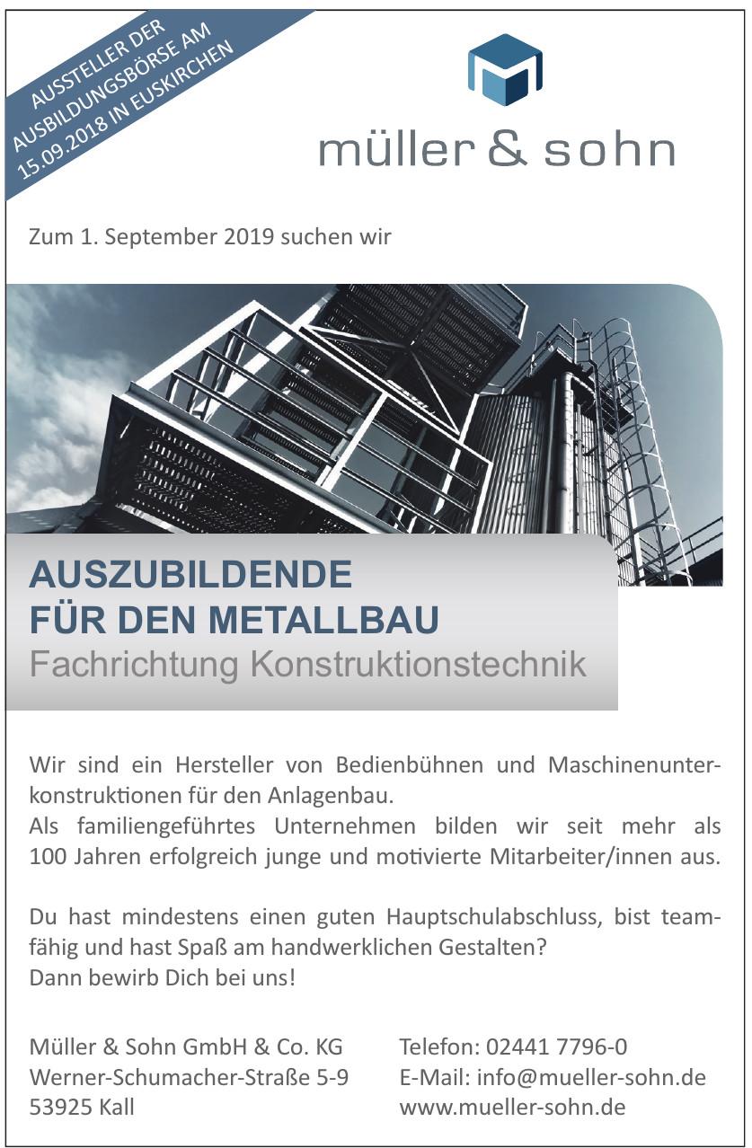Müller & Sohn GmbH & Co. KG