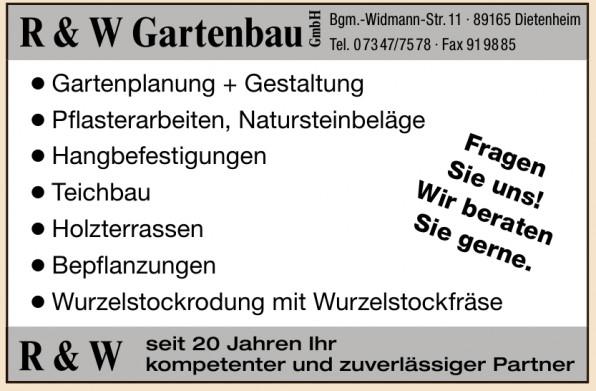 R & W Gartenbau GmbH