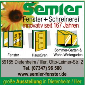 Semler Fenster & Schreinerei