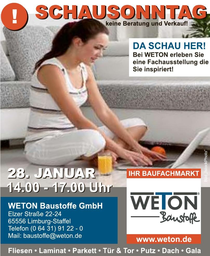 Weton Baustoffe GmbH