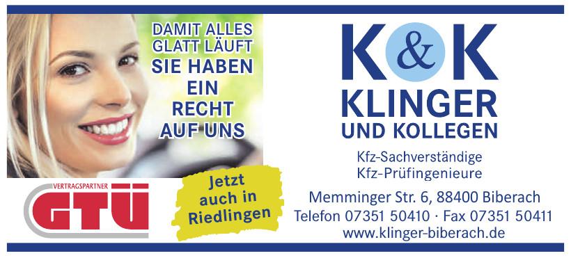 Klinger & Kollegen Kfz-Sachverständige und Prüfingenieure