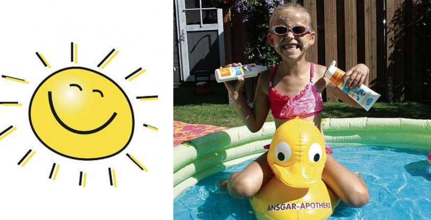 Bei großer UV-Belastung ist Sonnenschutz unerlässlich. FOTO: ANSGAR APOTHEKE