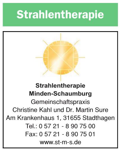 Strahlentherapie Minden-Schaumburg