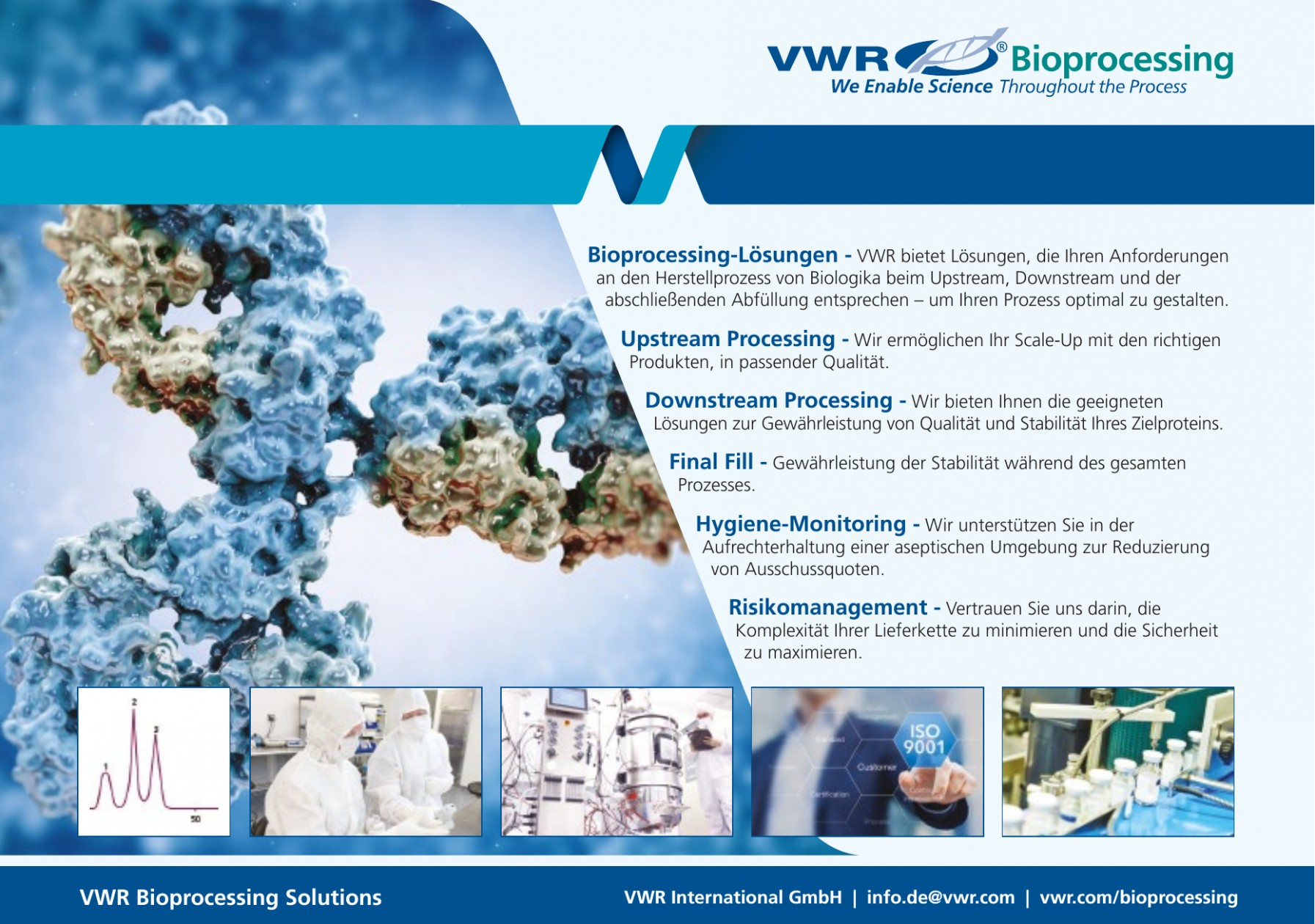 VWR Bioprocessing Solutions