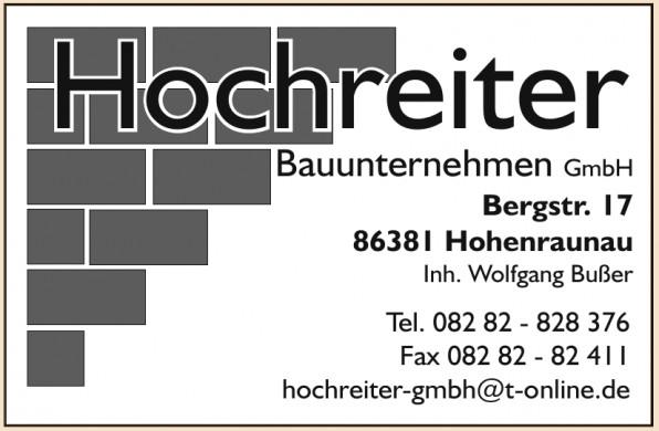 Hochreiter Bauunternehmen GmbH