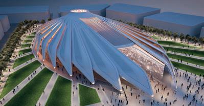 DUBAI Weltausstellung wird die Wirtschaft beflügeln Image 2
