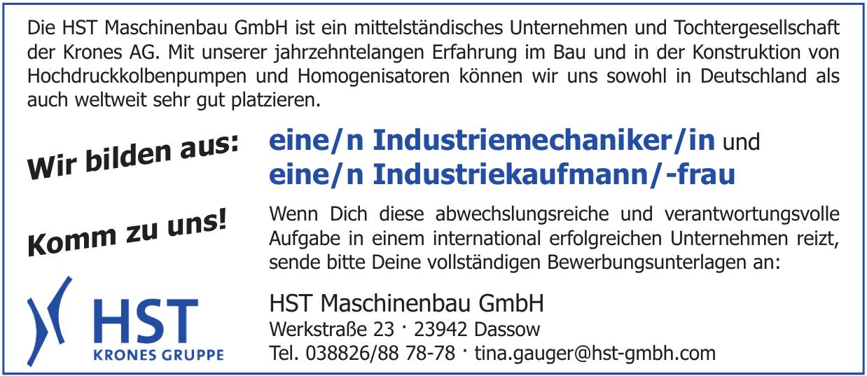 HST Maschinenbau GmbH