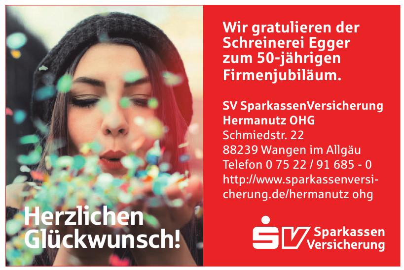 SV SparkassenVersicherung Hermanutz OHG