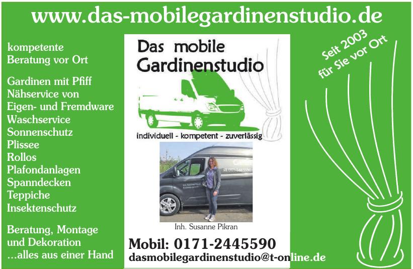 Das mobile Gardinenstudio