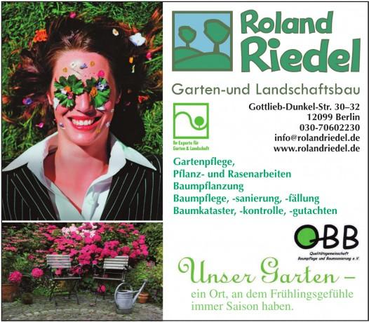 Roland Riedel Garten- und Landschaftsbau