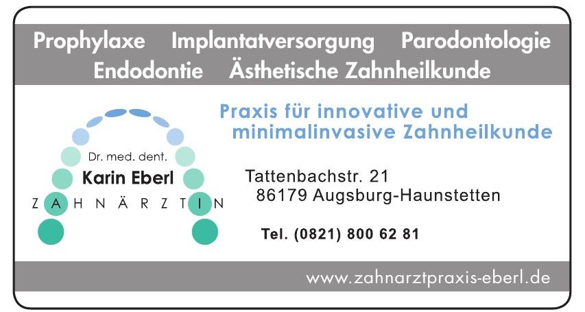 Zahnarztpraxis Dr. Eberl