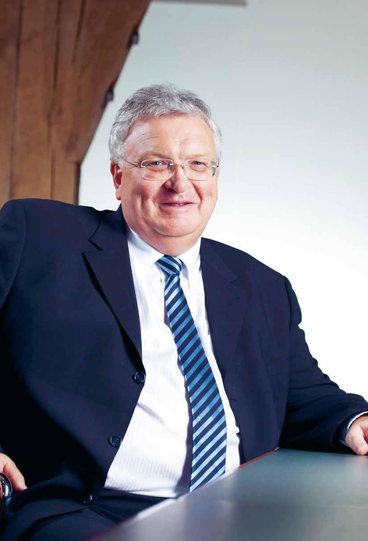 War schon als Vorstandsmitglied der HHLA ehrenamtlicher Chairman von Hamburg Cruise Net e. V.: Dr. Stefan Behn