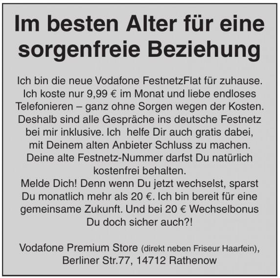 Vodafone Premium Store
