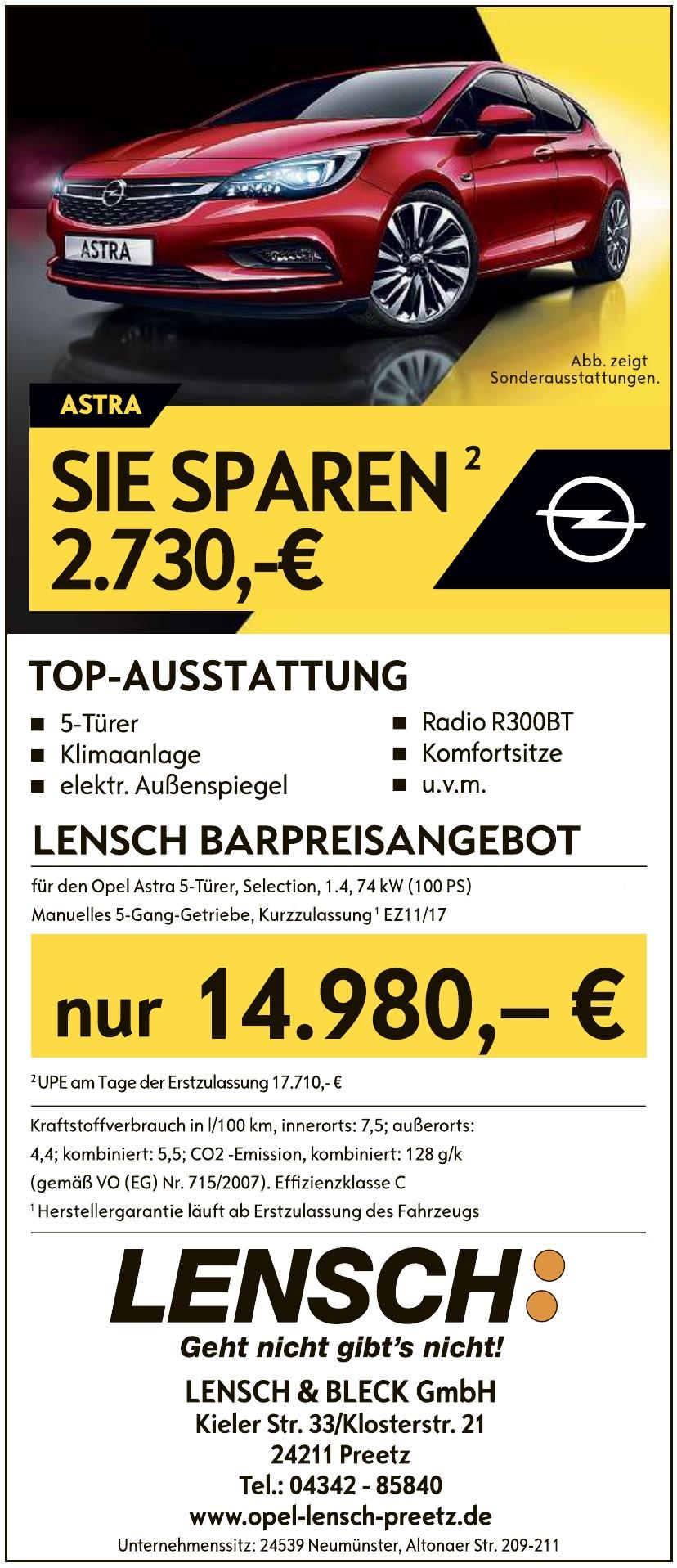 LENSCH & BLECK GmbH
