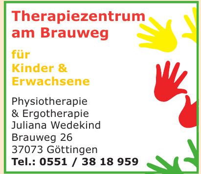 Physiotherapie & Ergotherapie Juliana Wedekind