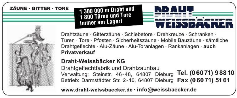 Draht-Weissbäcker KG