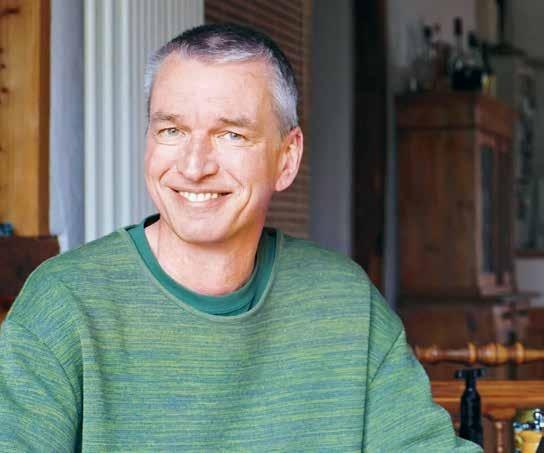 Der Kunst- und Bauhistoriker Boris Meyn schreibt seit fast 20 Jahren Romane. Und das historische Hamburg spielt in seiner Familie-Bischop-ermittelt-Reihe eine tragende Rolle