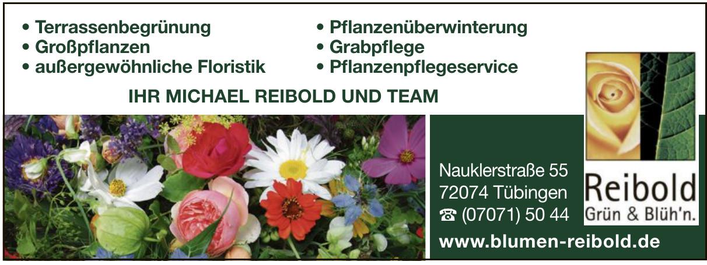 Reibold Grün und Blüh'n