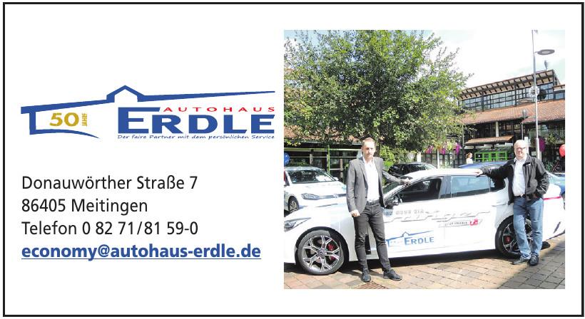Autohaus Erdle