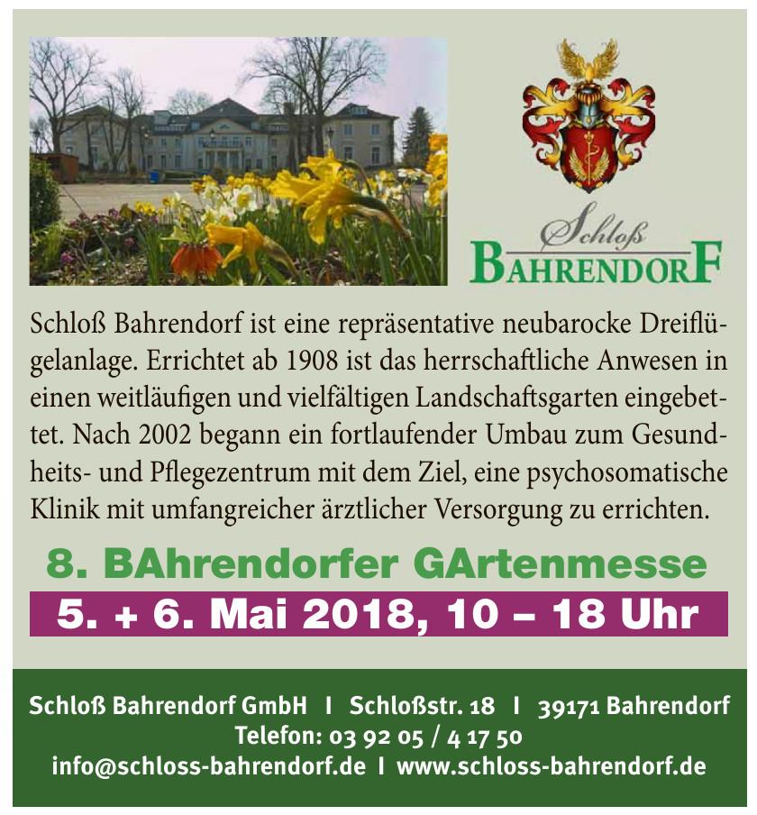 Schloß Bahrendorf GmbH