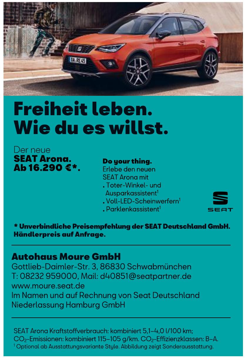 Autohaus Moure GmbH