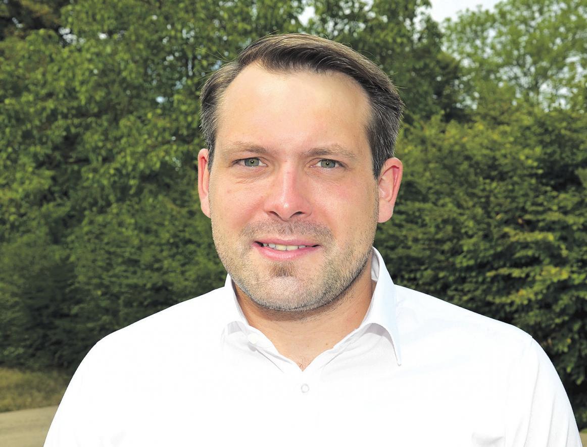 Florian Hemme. Foto: Müller