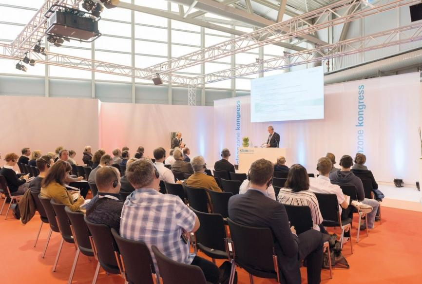 Reinraumtechnologie von Frankfurt bis Dubai Image 3