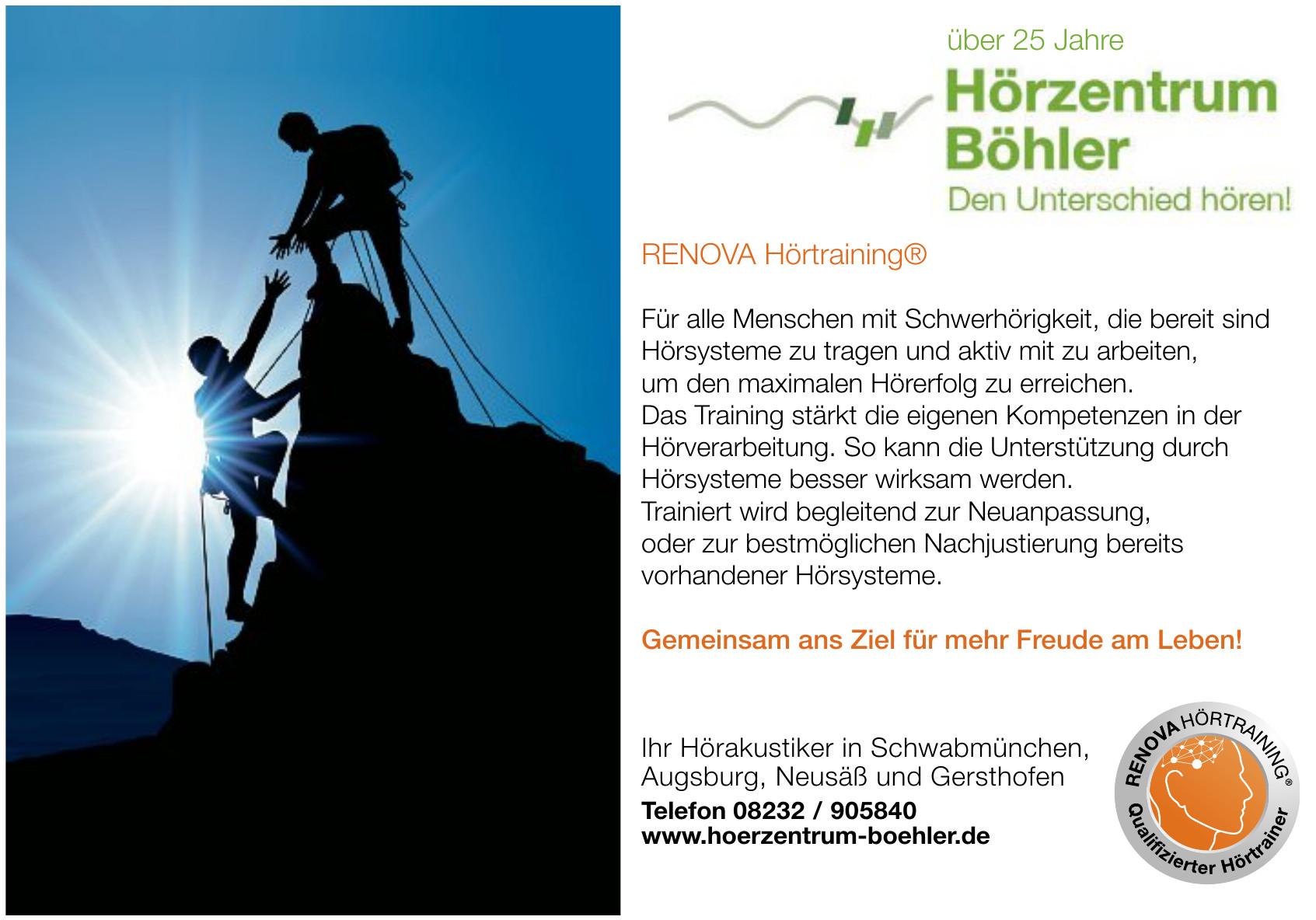 Hörzentrum Böhler GmbH