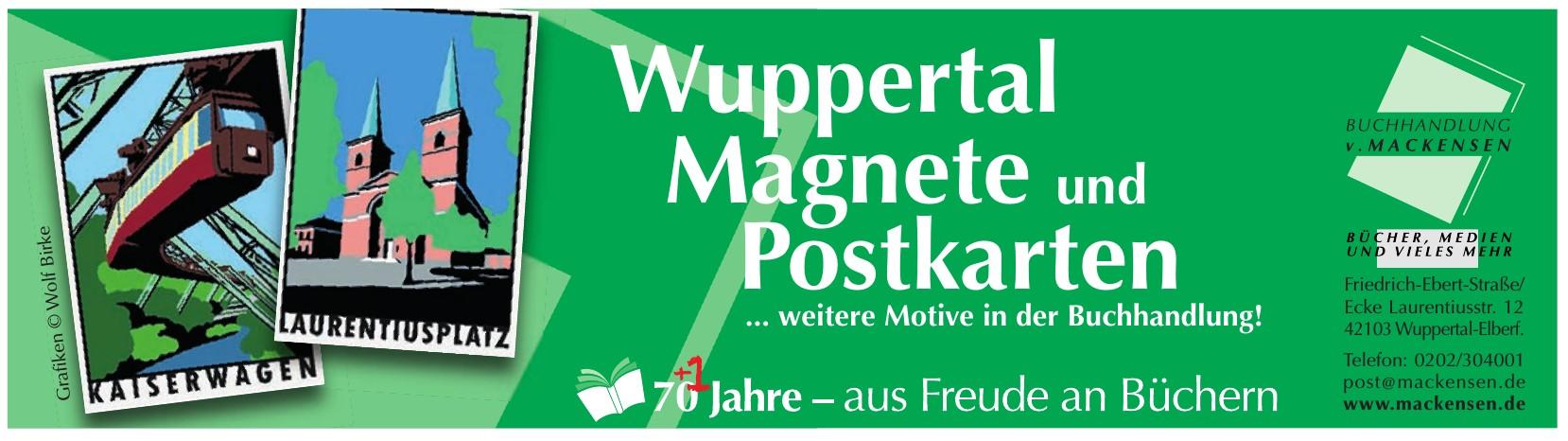 Buchhandlung v. Mackensen