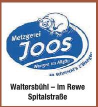 Metzgerei Joos