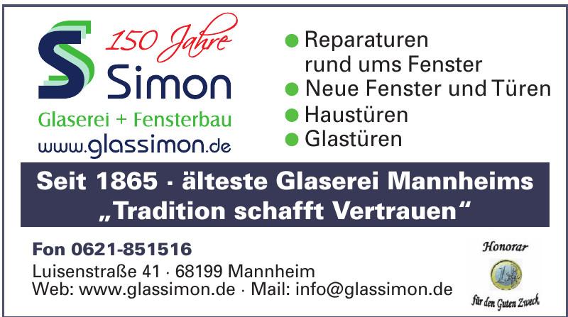 Simon Glaserei + Fensterbau