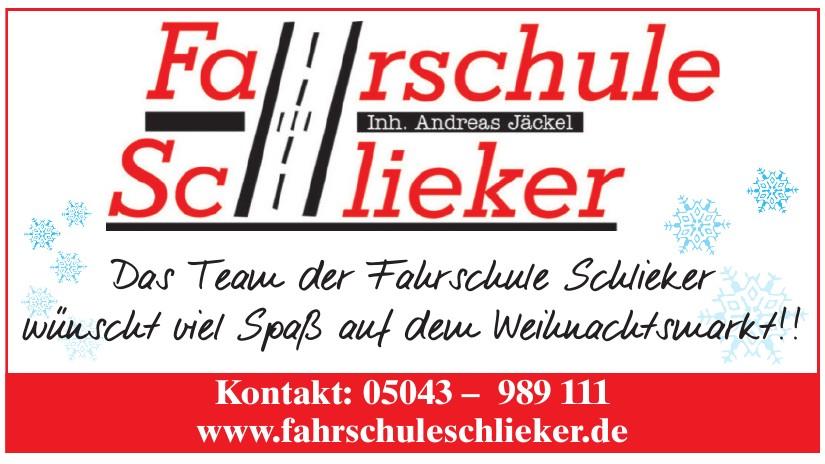 Fahrschule Schlieker